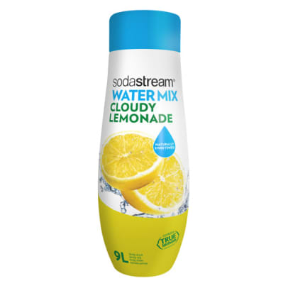 Cloudy Lemonade Watermix von Sodastream