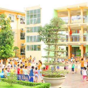 Trường mầm non Hà Nội Thăng Long