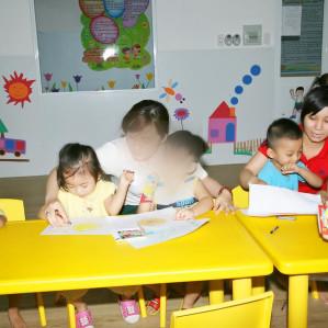 Trường mầm non Vườn Tuổi Thơ