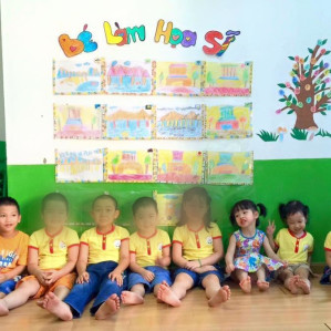 Trường mầm non tư thục Ánh Sao Mai