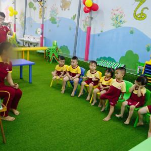 Trường Mầm non Jumbokiz