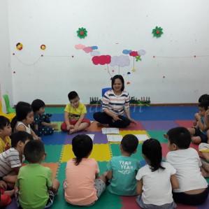 Trường Mầm non Anh - Hoa Sài Gòn