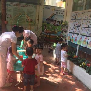 Trường Mầm Non tư thục Sao Hà Nội