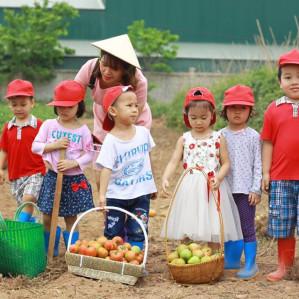 Trường mầm non Happy Kids Hà Nội - Tăng Thiết Giáp