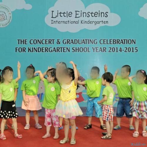 Trường mầm non Quốc tế Little Einsteins - Láng Hạ