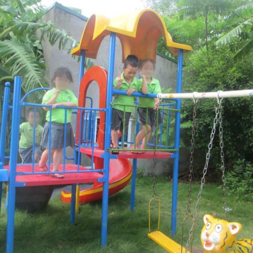 Trường mầm non Quốc tế IQ - Lê Lai