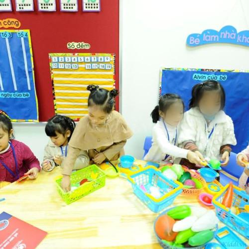 Trường mầm non Vinschool - Nguyễn Chí Thanh