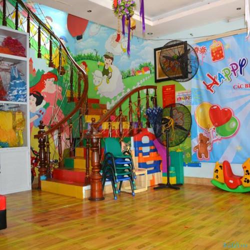 Trường mầm non Bông Hoa Nhỏ - Bán đảo Linh Đàm