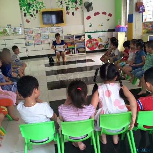 Trường mầm non chất lượng cao Ngôi Sao Xanh - Nguyễn Văn Linh