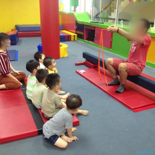 Trường mầm non KIC Montessori Việt Nam - Mễ Trì