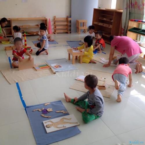 IQ Montessori School - Hoàng Mai