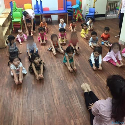 Trường mầm non tư thục Kids Home - Làng Việt Kiều Châu Âu