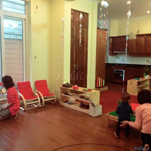 HN Montessori Việt Nam - Nguyễn Khánh Toàn