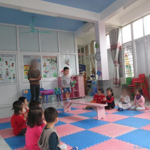Mầm non Quang Minh - Ái Mộ