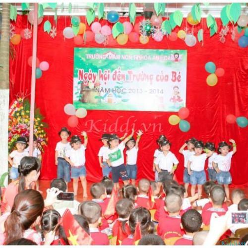 Trường Mầm non Hoa Anh Đào - Hoàng Quốc Việt