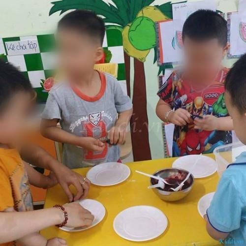 Trường mầm non Việt Đức - Huỳnh Mẫn Đạt