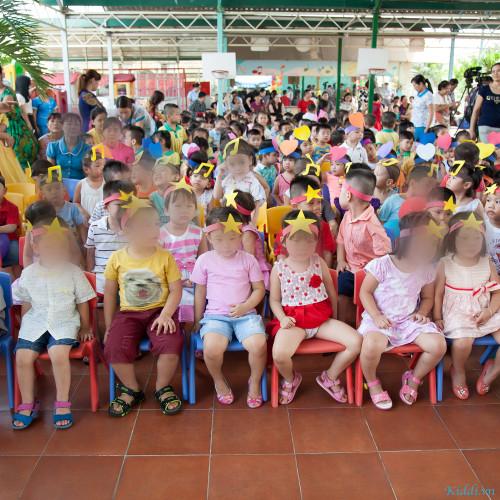 Trường Mầm non Bambi - K300 - Quách Văn Tuấn