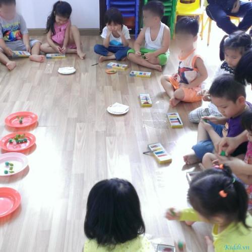 Trường Mầm non Việt Mỹ - Hoàn Mỹ - Đường số 14