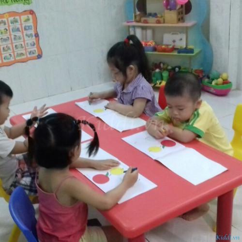 Trường Mầm non Việt Mỹ - Hoàn Mỹ - Trần Văn Giàu