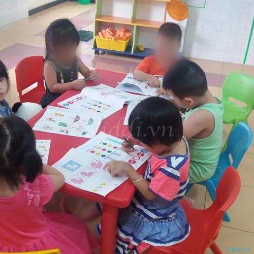 Trường Mầm non Hạnh Phúc - Quận Tân Bình