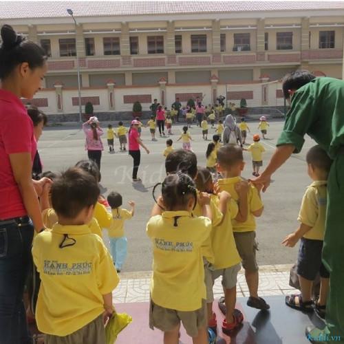 Trường Mầm non Hạnh Phúc - Quận Bình Thạnh