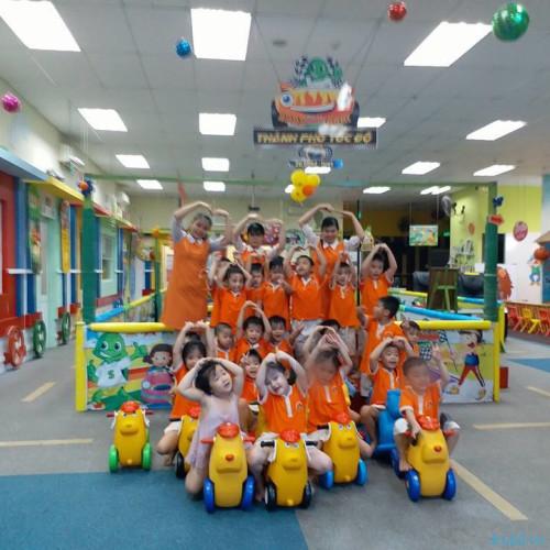 Trường Mầm non Thần đồng  - Bình Long