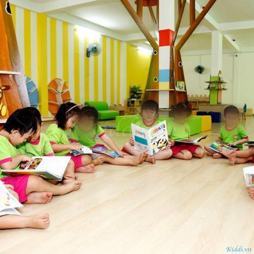 Trường Mầm non Ngôi nhà Hạnh phúc (Happy House) - Vườn Lài