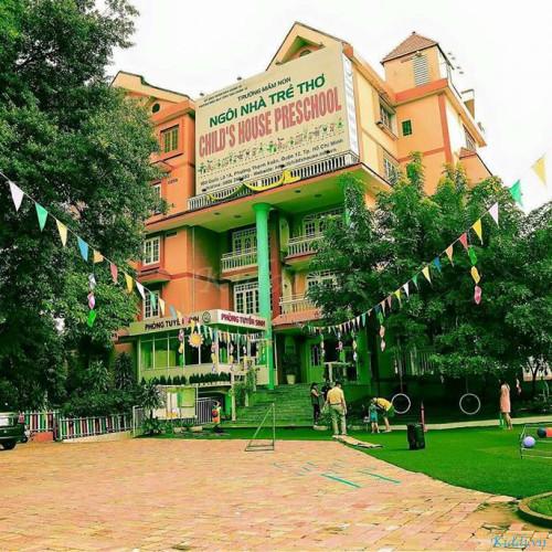 Trường Mầm non Ngôi nhà Trẻ thơ (Child's House Preschool) - Thạnh Xuân