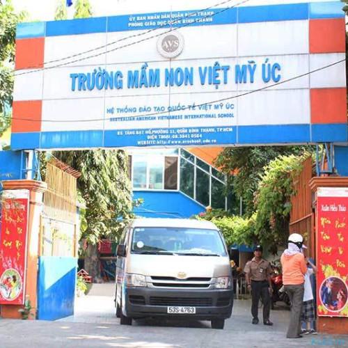 Trường Mầm non Việt Mỹ Úc - Quận Bình Thạnh