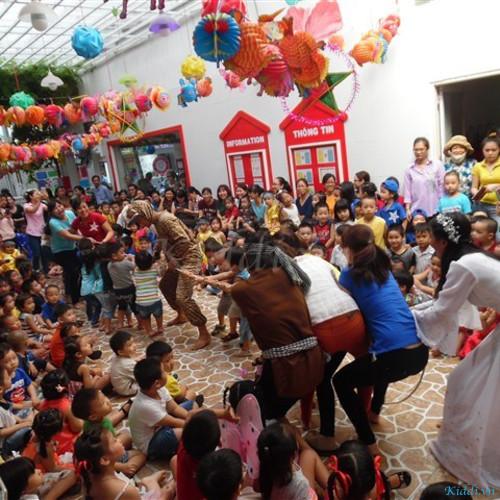 Trường Mầm non Ngôi Sao - Tân Hải