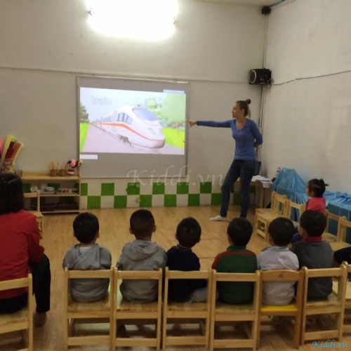 The Maple Leaf Montessori Academy - Lô số 2 - Khu ĐT Văn Khê