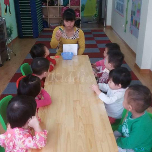 Trường mầm non Nụ cười của bé - KTĐC Phú Diễn