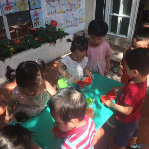 Trường Mầm Non tư thục Sao Hà Nội - Thái Hà
