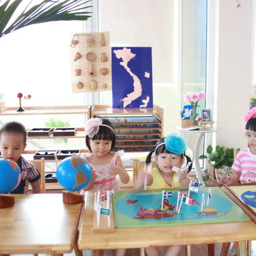 Trường Mầm non Montessori Smiling Fingers - Đoàn Thị Điểm