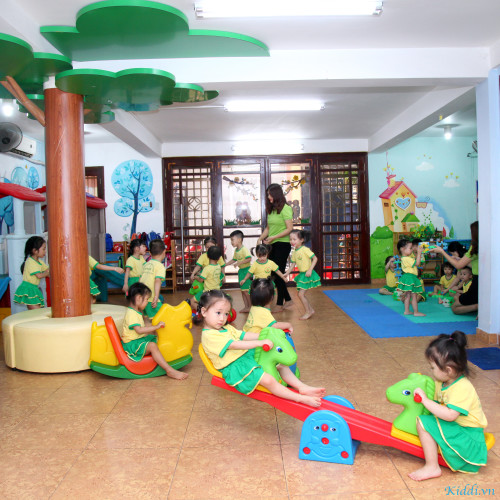 Trường Mầm Non Khang Nhi - Hoàng Hoa Thám
