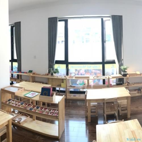 Little Sol Montessori Preschool - Hoàng Như Tiếp