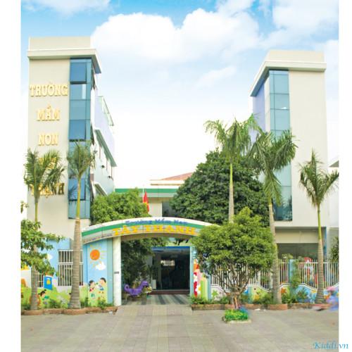 Trường Mầm non Tây Thạnh - Tây Thạnh (Cơ sở 1)