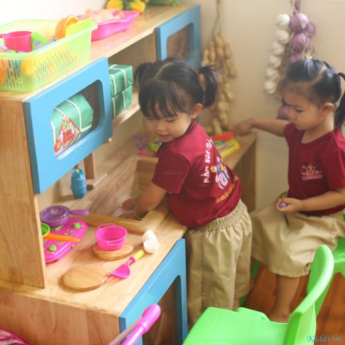 Talent Kids Montessori - Nguyễn Văn Cừ