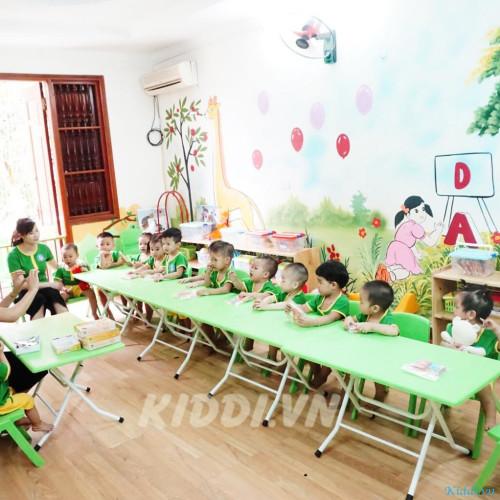 Trường mầm non chất lượng cao Đô Rê Mon - Phú Diễn