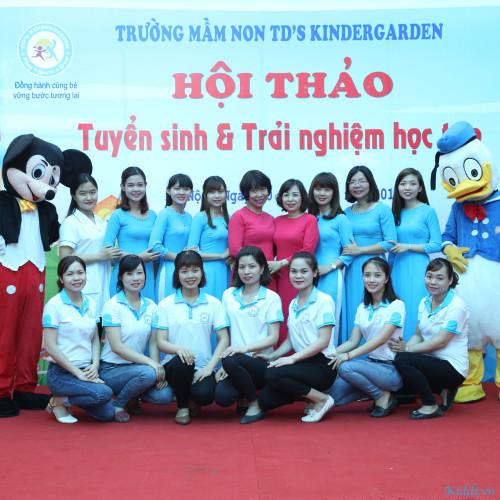 Trường Mầm Non Thành Đông - Phùng Khoang