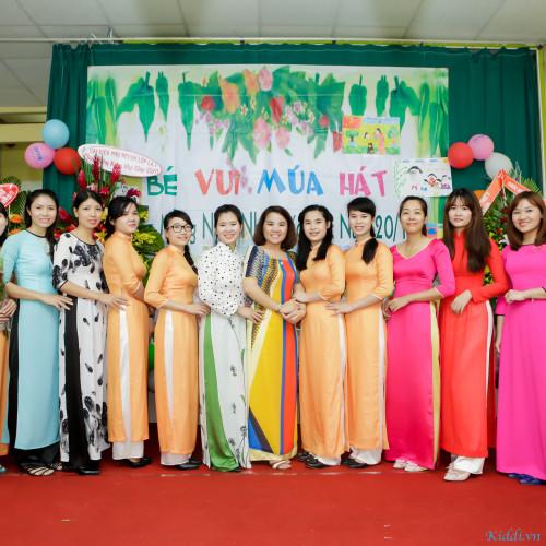 Trường mầm non Ban Mai - Quận 7