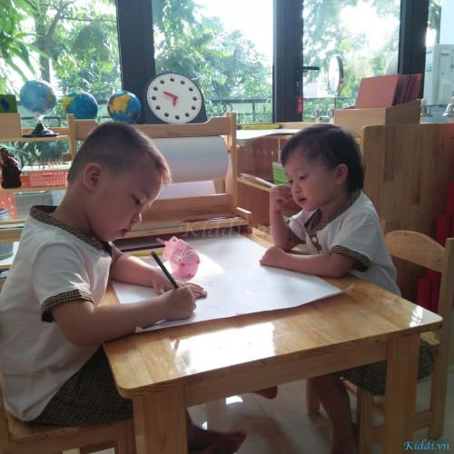 Trường Mầm Non Baby Trees Montessori - Việt Hưng