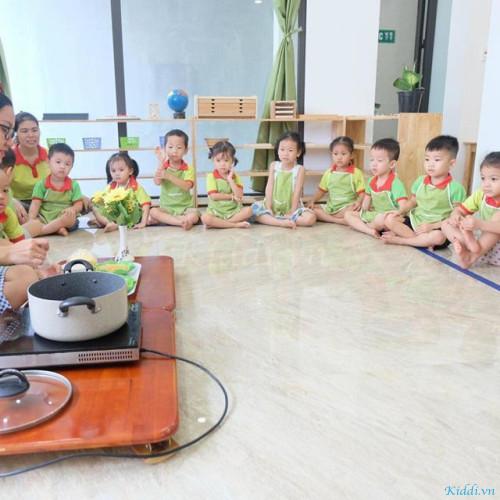 Trường mầm non quốc tế Apple Tree Montessori Pre-School - Cơ sở Long Biên