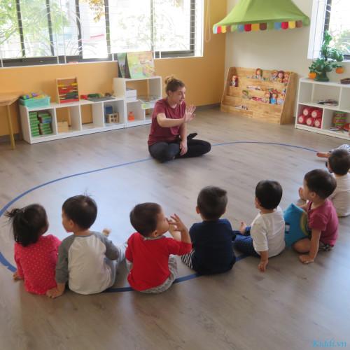 Mầm non HappyMe Preschool (Em bé hạnh phúc) - An Dương Vương