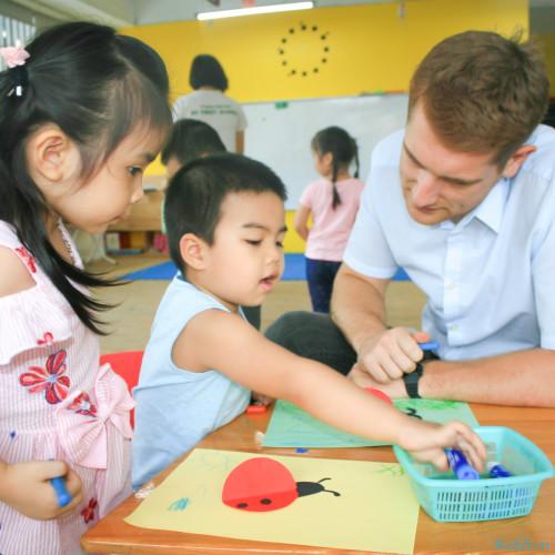 Trường Mầm non My First School - Hàm Nghi