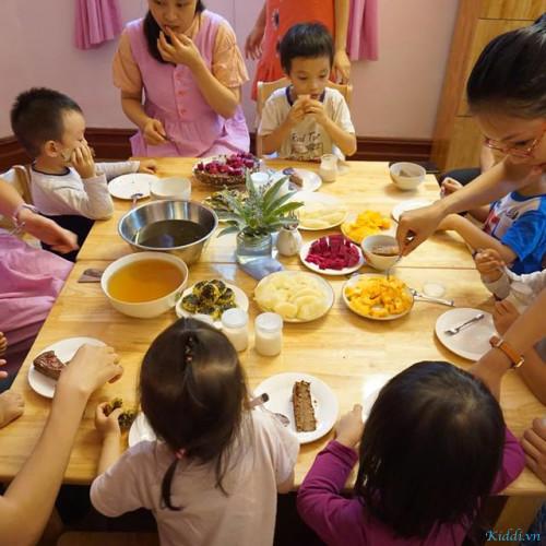 Mầm non Mầm Xanh Steiner - Inspired School - Đào Tấn