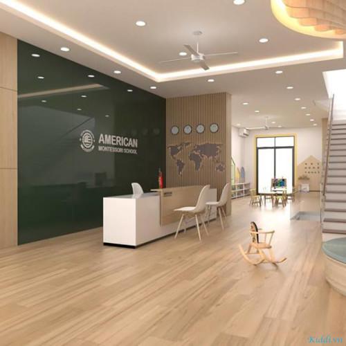 Trường Mầm Non Quốc Tế American Montessori School Cơ sở 4 - AMSS Vinhomes Green Bay - Lương Thế Vinh