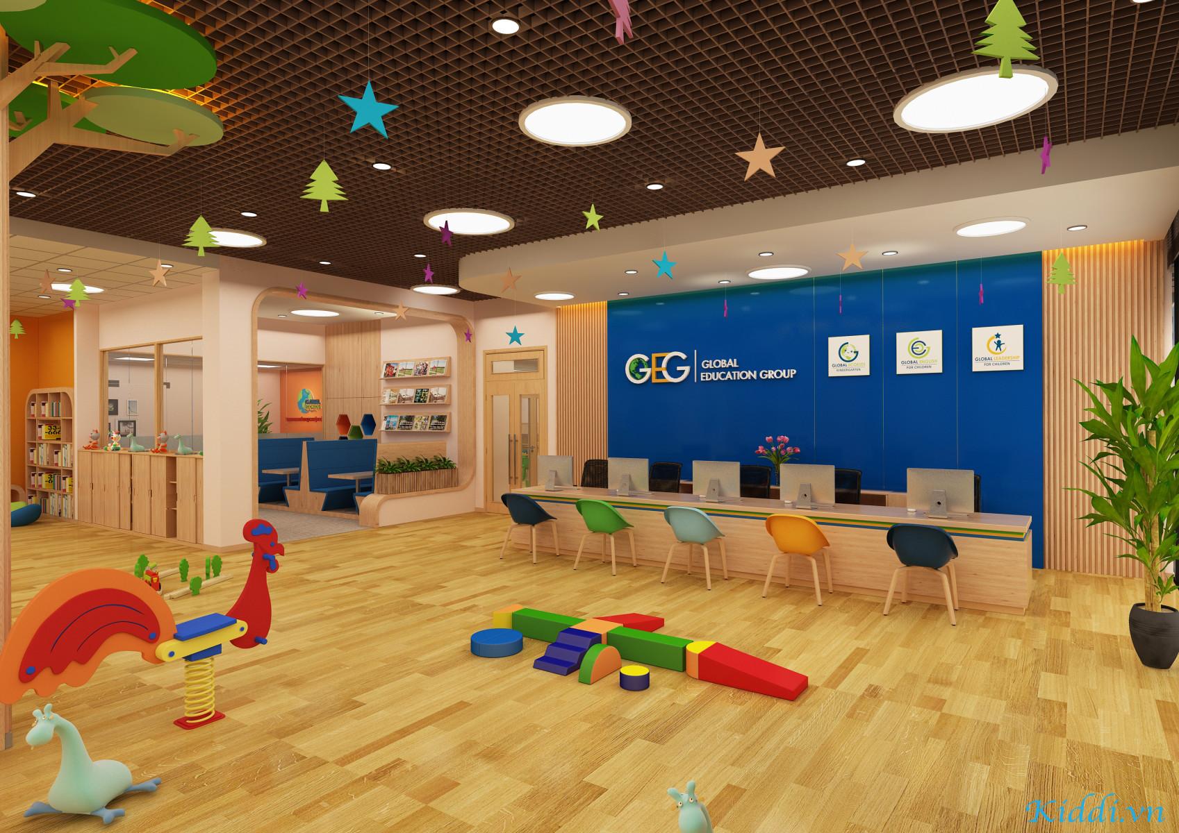 Trường mầm non quốc tế Global Ecokids - Gò Vấp - Quận Gò Vấp