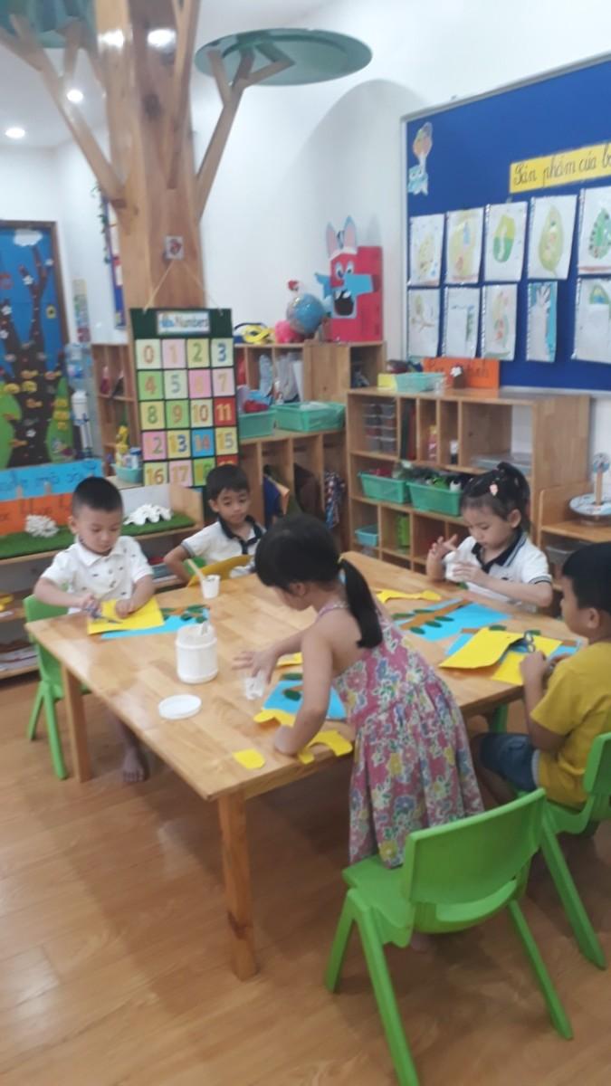 """STORYTIME VỚI GLOBAL KIDS: """"HƯƠU CAO CỔ KHÔNG BIẾT NHẢY"""""""