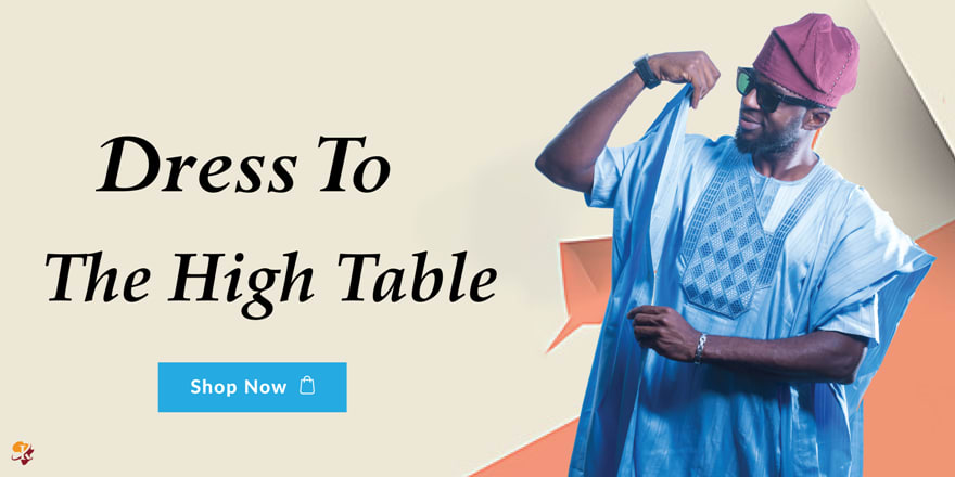 Dress to the high table